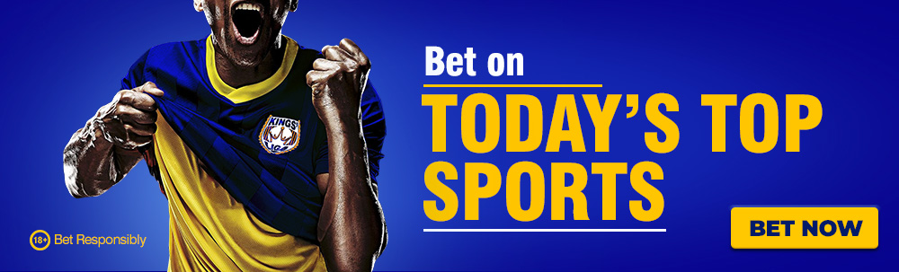 kings sports betting fixtures today